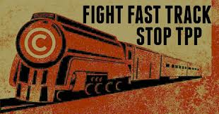 As I am sure you all know by now, that CWA has taken the lead to derail Fast Track and stop the Trans-Pacific Partnership.
