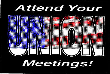 Image in support of: CWA Local 4250/CTU #16 Members & Retirees (RMC) General Membership Meeting(s). Saturday, May 12, 2018 NOON American Legion Post 1941, 900 S LaGrange Rd, LaGrange, Ill.