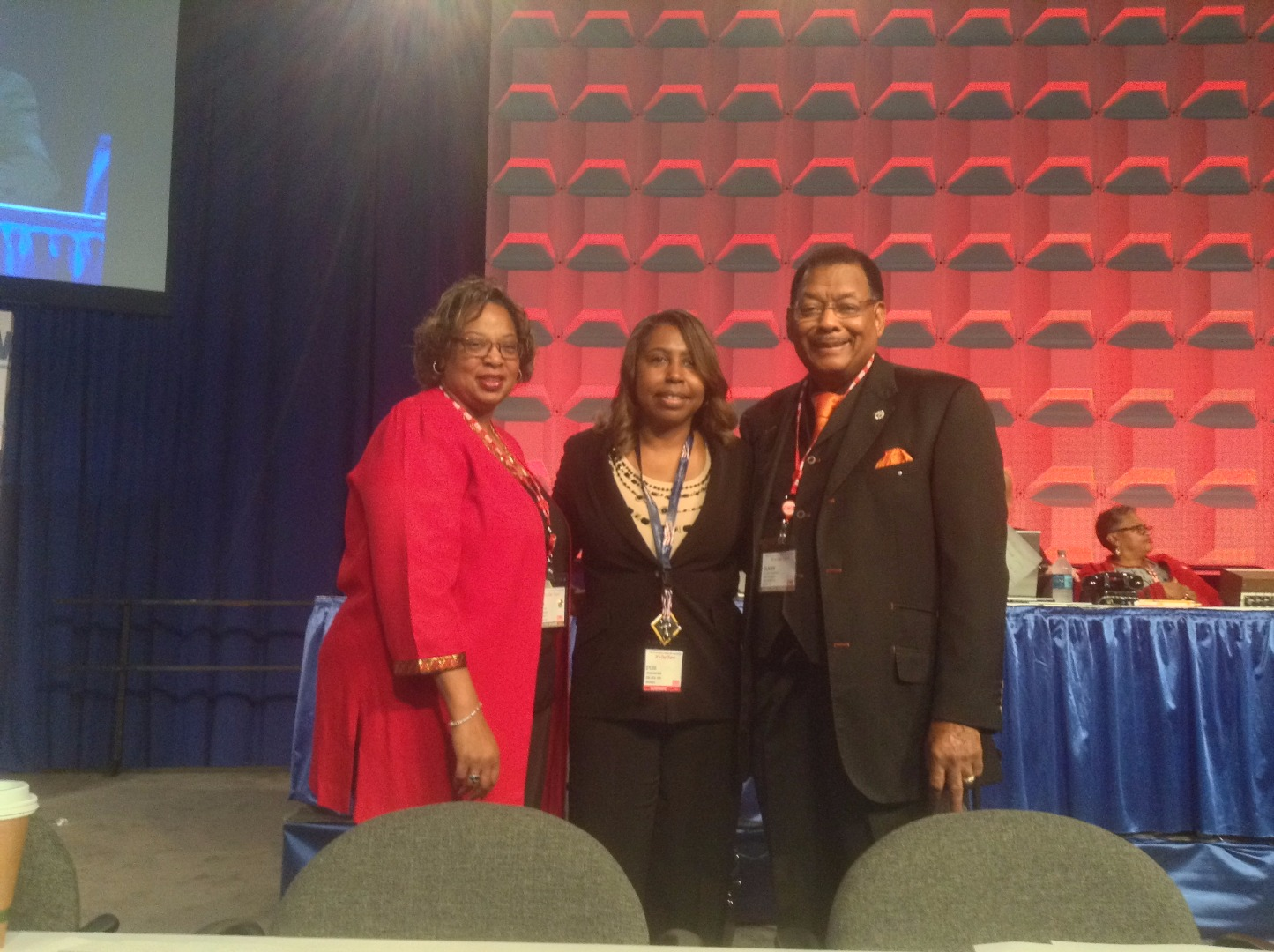 June 10, 2015 - CWA 75th Convention Cobo Hall Detroit, Michigan Final Day Invocation By Sylvia Chapman, CWA Local 4250/CTU #16 Vice President -   View Video